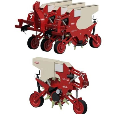 Electric Modula seeder