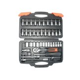 ¼'' Racheting Socket Set Z Power 46pcs