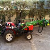 Telescopic T2000 Mini (for tractors with minimum 50HP)