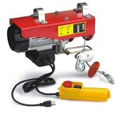 Electric hoist PA 400 Nova mini type