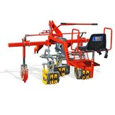 Rotosark - Colibri Weeding Machine for rows 8-15cm