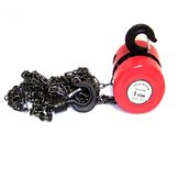 Chain hoist 1 tone with 5m chain