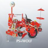 PS PLUS WOLF Transplanter