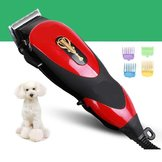 Electric Dog Clippers Comb Set