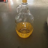 Carboy with Basket - 5Lt