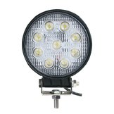 Led round working light 27W