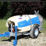 ECO VAC Trailed sprayer