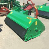 XPEL/SP - FACMA mulcher with hydraulic side shift device